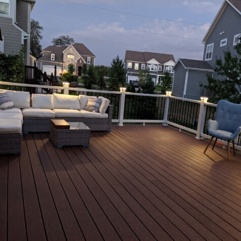 Residential Deck Builder in Powell Ohio